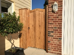 Wooden side Gates