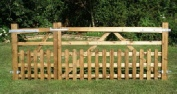 Hook Wooden gate, Hardwood gate, softwood